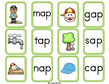 260 best Literacy-Word Family images on Pinterest   Word families ...