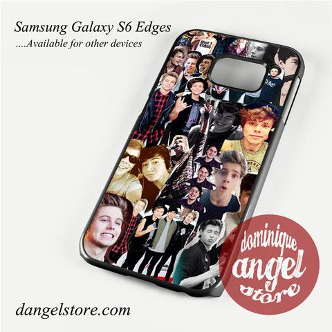 5 sos collage (2) Phone Case for Samsung Galaxy S3/S4/S5/S6/S6 Edge