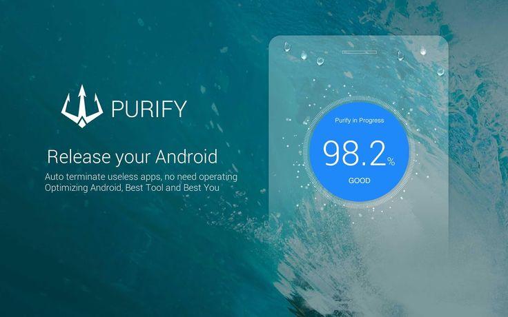 إطلاق تطبيق Purify الجديد للمحافظة على موارد بطارية الهواتف