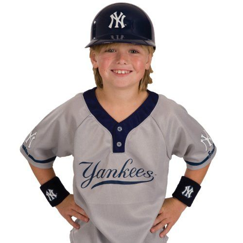 Child New York Yankees Halloween Costumes Baseball Fans