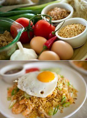 Nasi Goreng - Julie Goodwin recipe