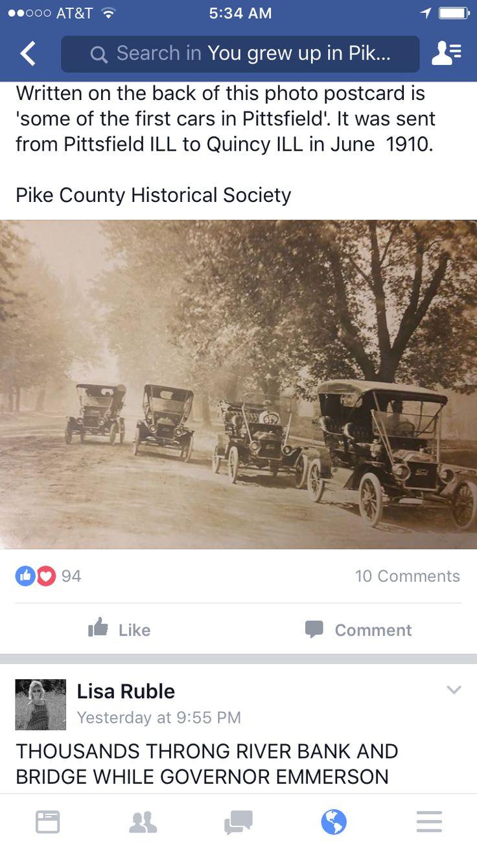 Illinois pike county griggsville - Illinois