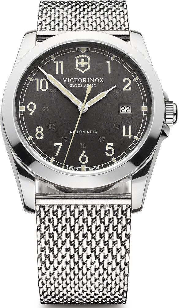 Victorinox Swiss Army Watch Infantry Mechanical Sale! Up to 75% OFF! Shop at Stylizio for women's and men's designer handbags, luxury sunglasses, watches, jewelry, purses, wallets, clothes, underwear & more!