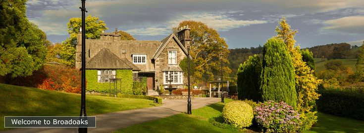 Luxury Broadoaks Country House Hotel | Lake District Hotel Windermere Cumbria