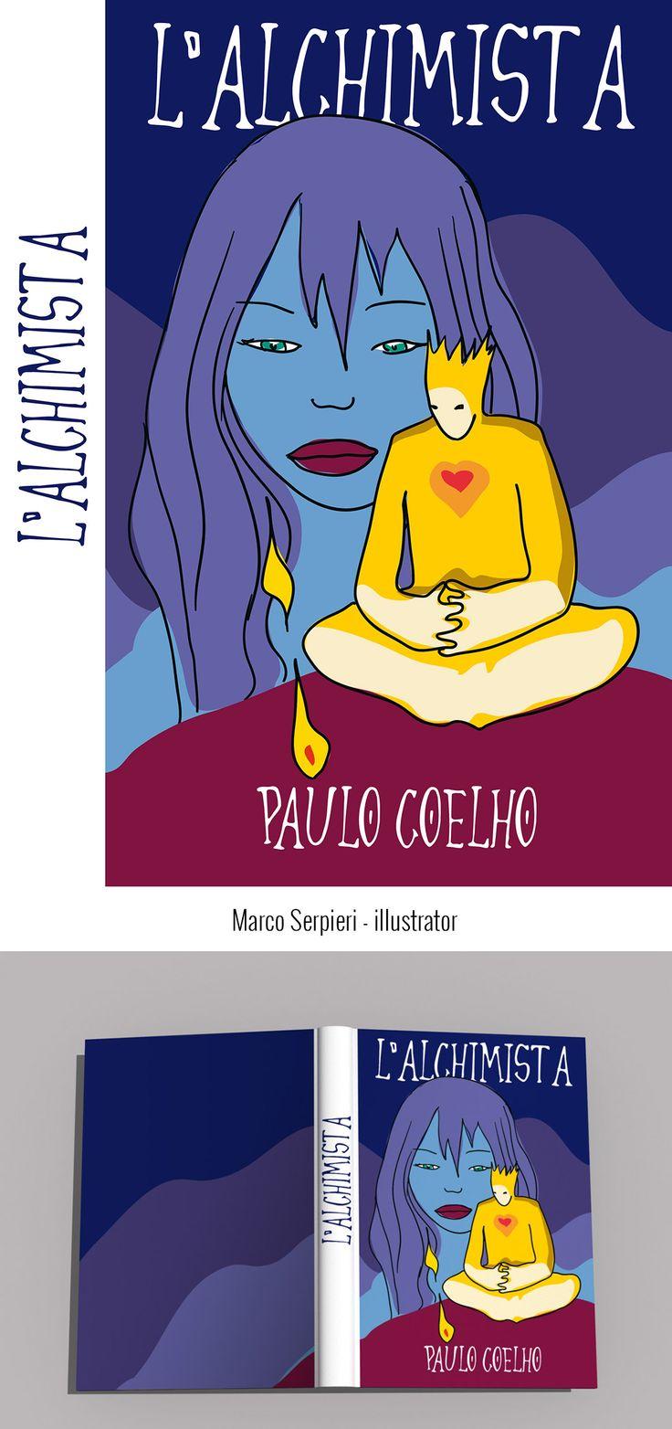 """""""l'alchimista"""" Coelho"""