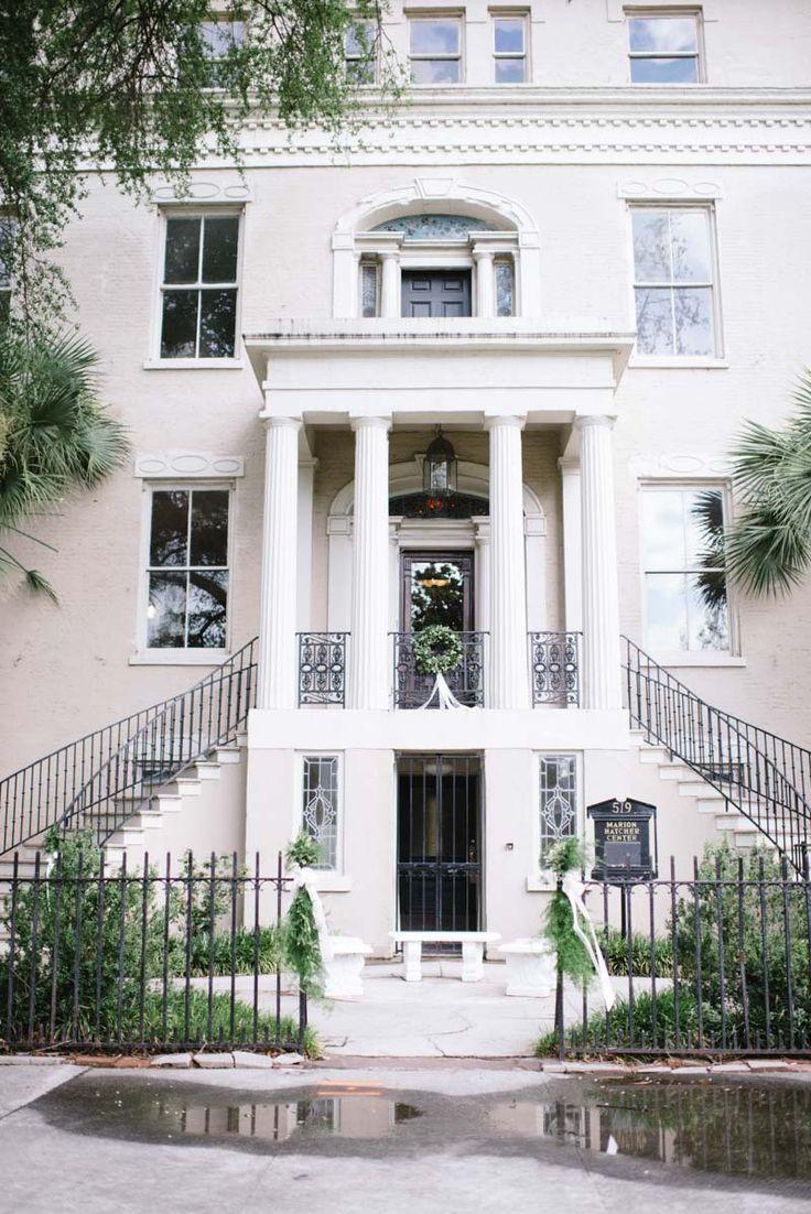 Gorgeous, elegant, southern estate in Augusta, GA for wedding venue https://www.thecelebrationsociety.com/weddings/sweet-southern-wedding-marion-hatcher-center-augusta-ga/