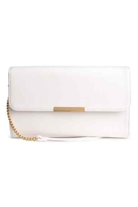 Foldover Chained Clutch from H&M R289,99