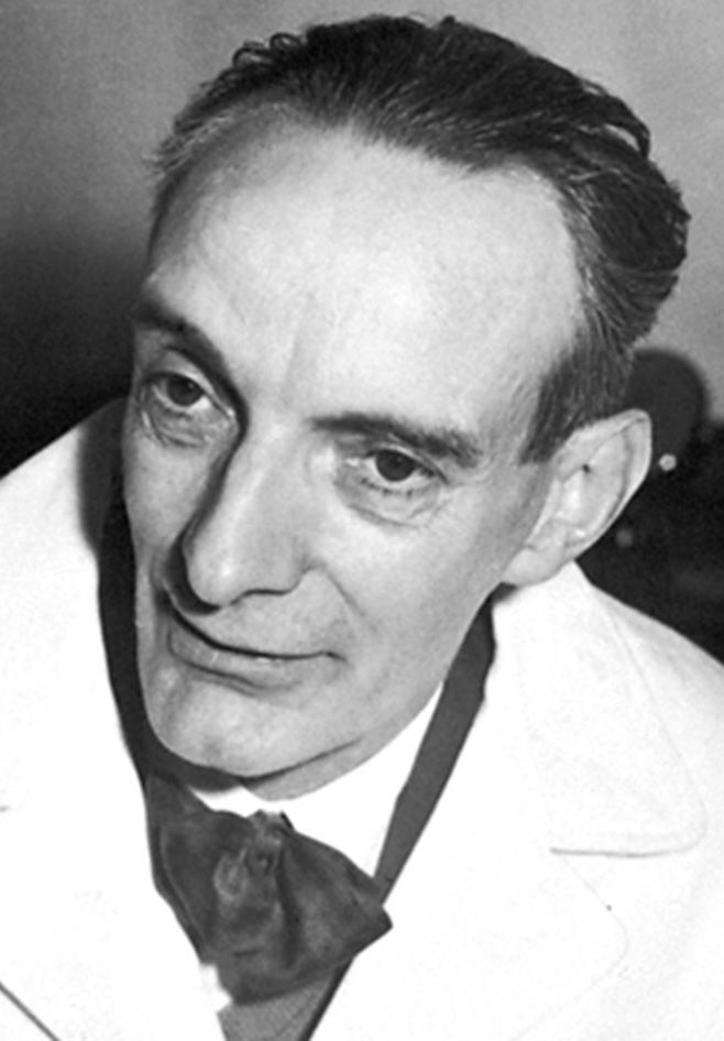 1957 - Daniel Bovet - Italy - for his discoveries relating to synthetic compounds that inhibit the action of certain body substances, and especially their action on the vascular system. Source Wikipedia.