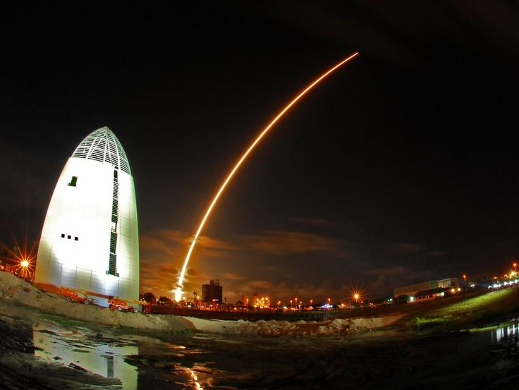 United Launch Alliance Atlas V Rocket, Cape Canaveral