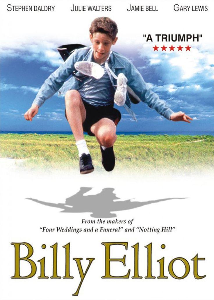 Esaminatrice: Posso chiederti, Billy, che genere di sensazioni hai quando danzi? Billy: Non lo so... una bella sensazione... Sto lì, tutto rigido, ma dopo che ho iniziato, allora, dimentico qualunque cosa. E... è... - Billy Elliot