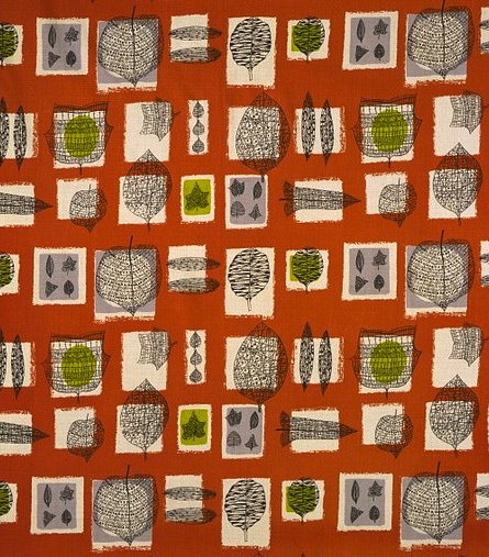 Lucienne Day fabric for Heals