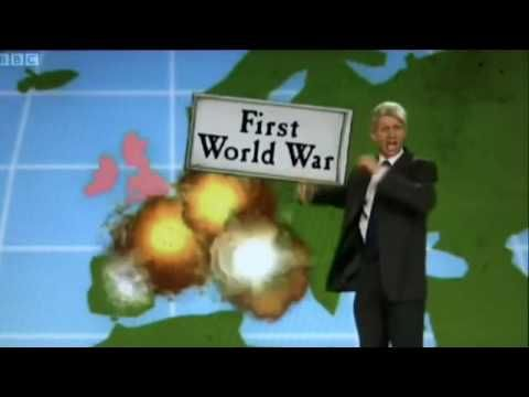 Humorous video of  the History of the British Empire- if you teach history, check out these videos by the BBC!  Hilarious!!!