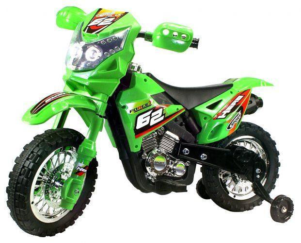 Extreme Rider Dirt Bike Children S Kid S Battery Operated Rechargeable Ride On Motorcycle W Removabl Dirt Bikes For Kids Kids Motorcycle Sports Games For Kids