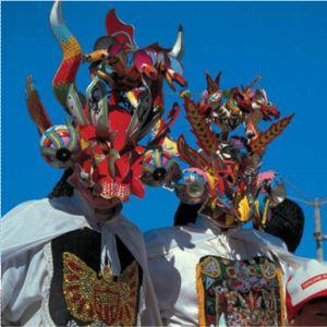 LA TIRANA, fiesta religiosa en Chile