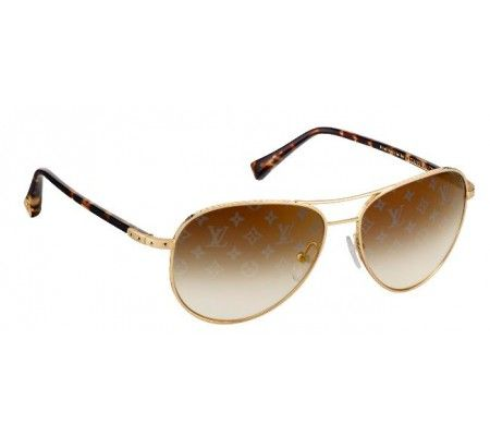 Louis Vuitton Sunglasses Conspiration Pilote Z0164U