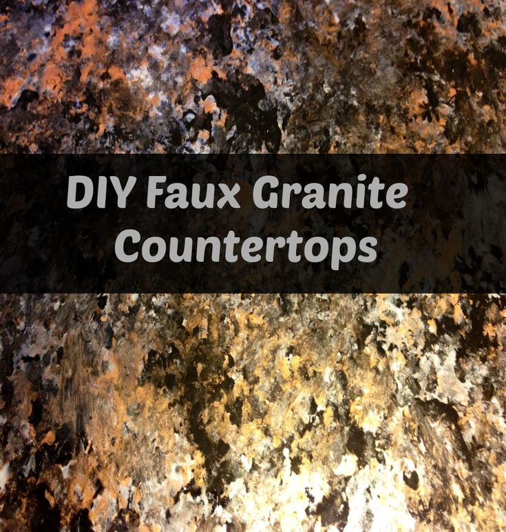 I love the granite in my kitchen and was excited to have the opportunity to review Giani Granite paint for countertops. Never before had I heard of painting countertops and at first I was skeptical about how easy the process would be but the painting time is approximately 4 hours and drying time is approximately 16 hours.
