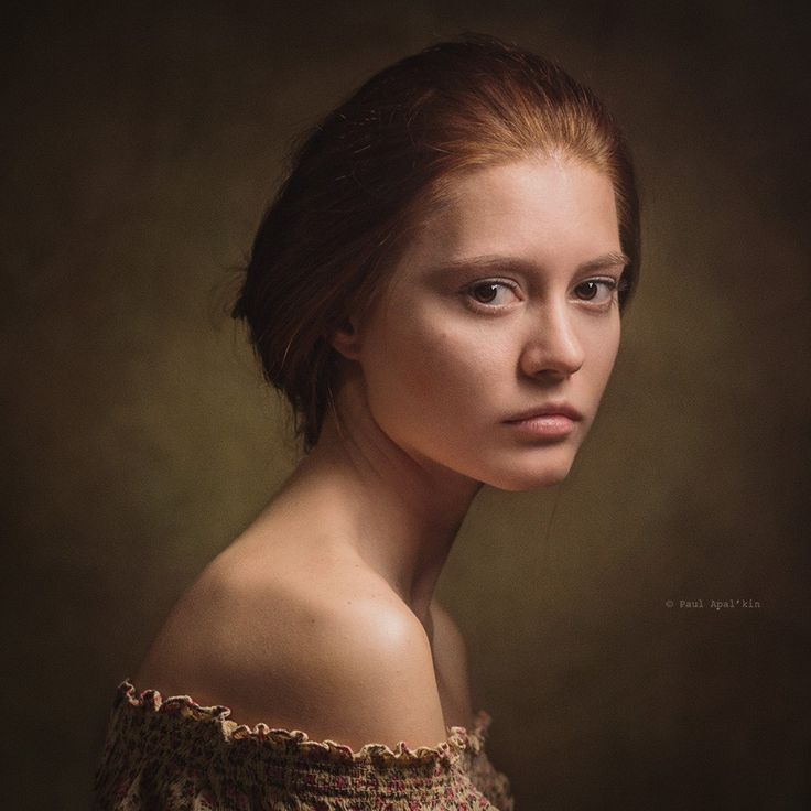 понятие что такое портрет в фотографии