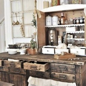 french rustic decor | ... to Decorate Using Western and Rustic Home Decor to Create Cozy Charm