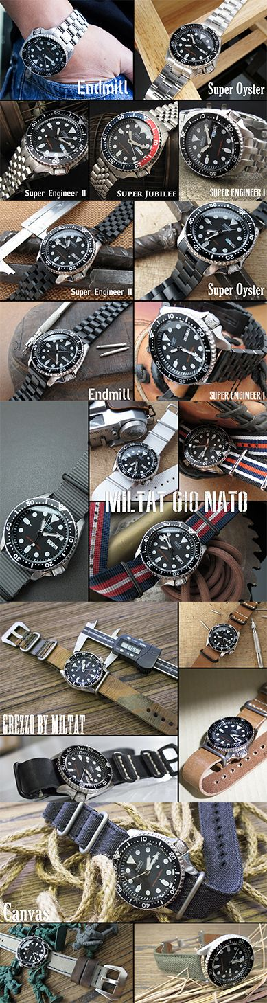 SEIKO SKX007 | THE FIVE MUST-HAVE COLLECTIONS