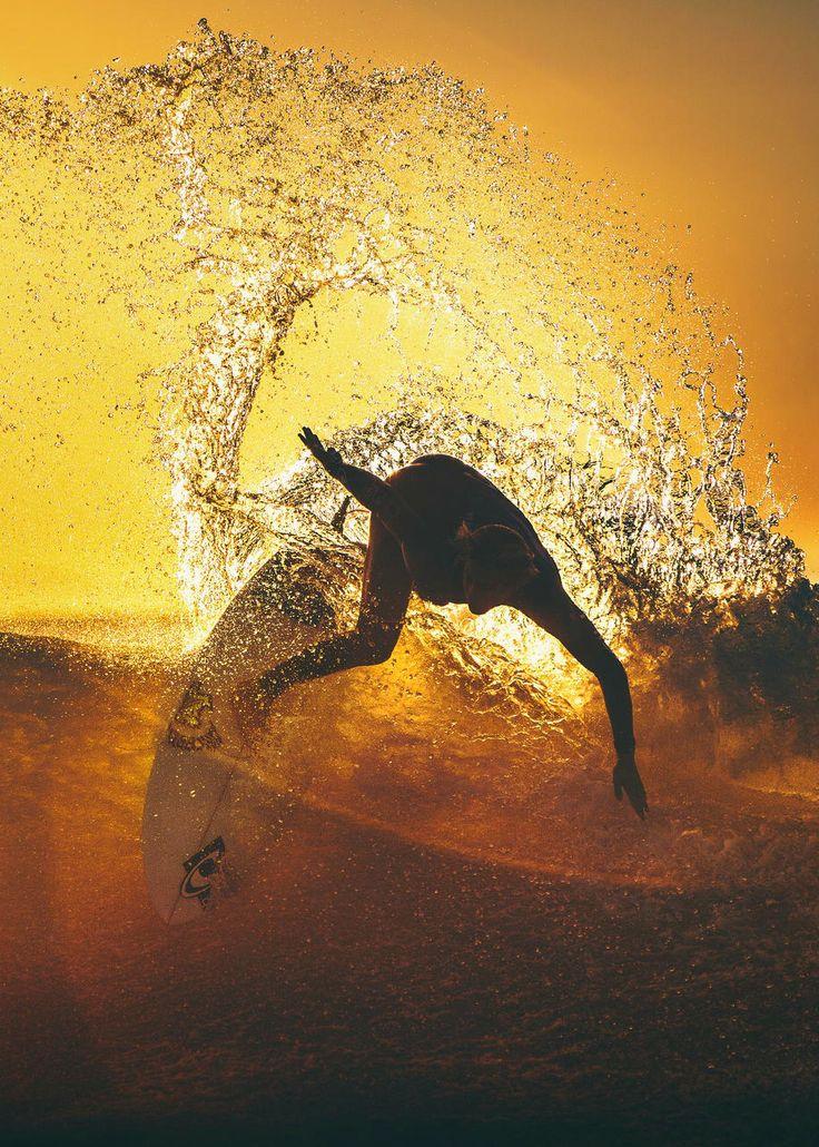Sunset slash Photo: Jeff Dotson