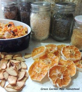 Canning Dry Foods