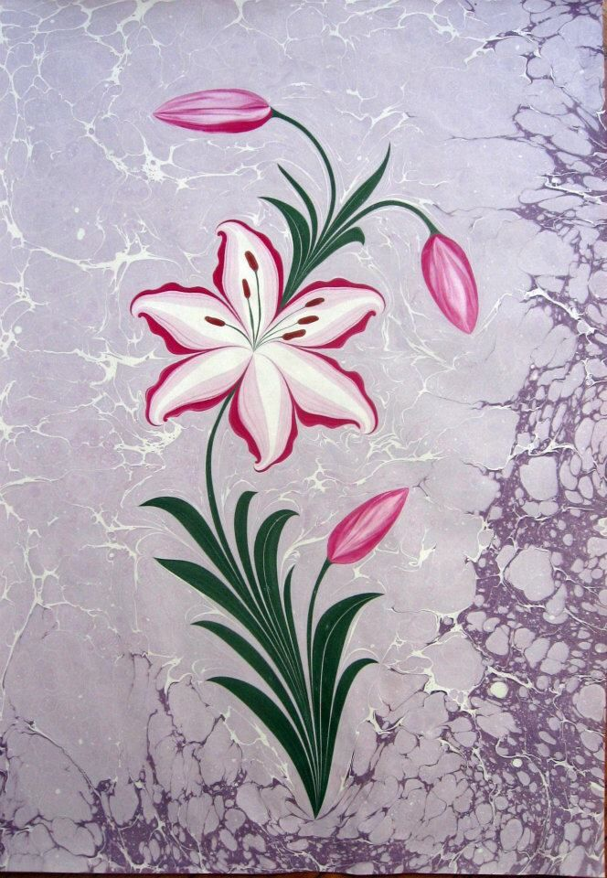 Lilyum Çiçeği