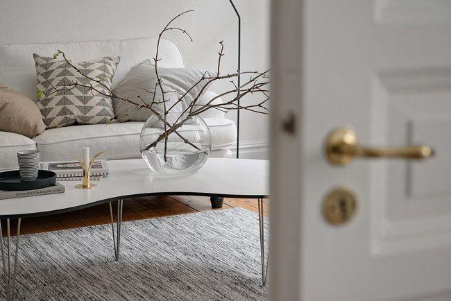 Appartement rénové style scandinave 8