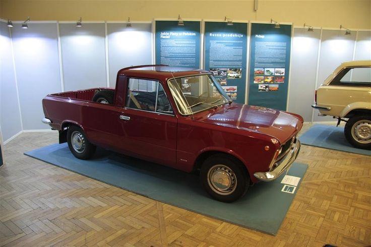 Fiata 125p Pick Up