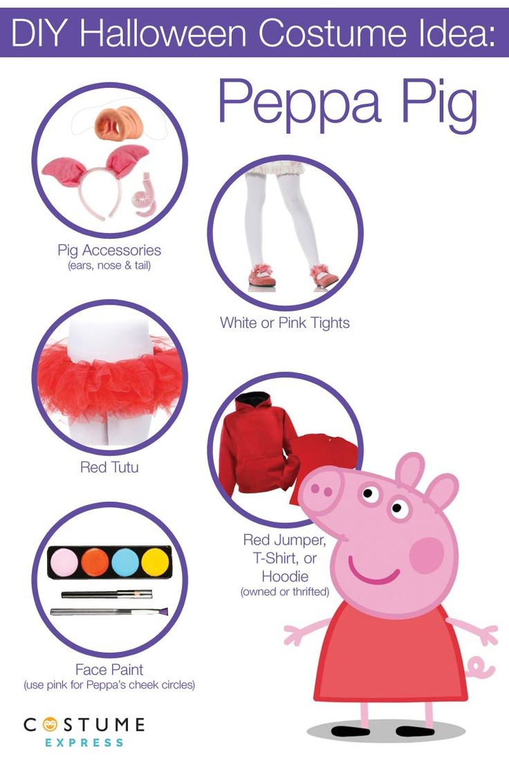 15 best images about peppa pig halloween on Pinterest | Diy ...