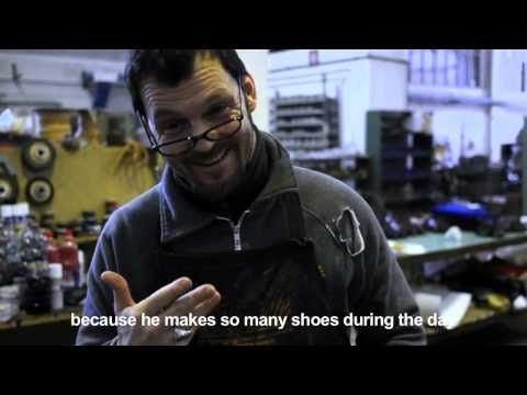 "Riccardo ""Freccia"" Bestetti's handmade Italian shoes for men - Madaboutown.com"