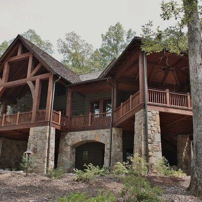 Best 25 Stone Home Exteriors Ideas On Pinterest House