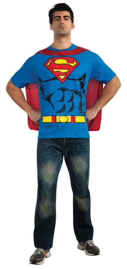 Nice Costumes Superman Shirt just added...
