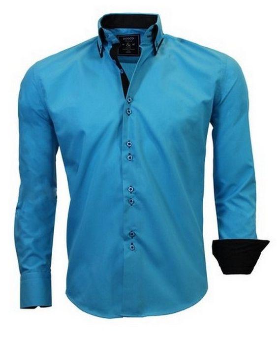 Wat vind jij van dit Turquoise Do&Co overhemd ? Hij is nu te verkrijgen voor maar € 29,99 bij Italian-Style.nl !