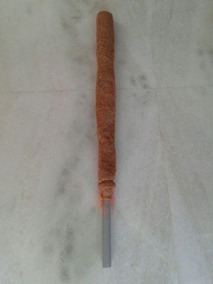 Coir poles