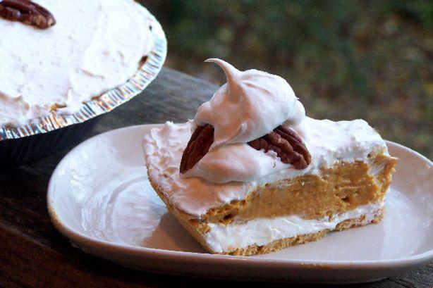 Double Layer Pumpkin Pie Recipe - Food.com