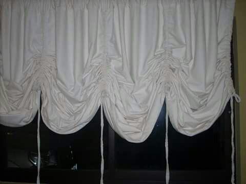Cortinas doble tela, cumple función de Cenefa y Store.