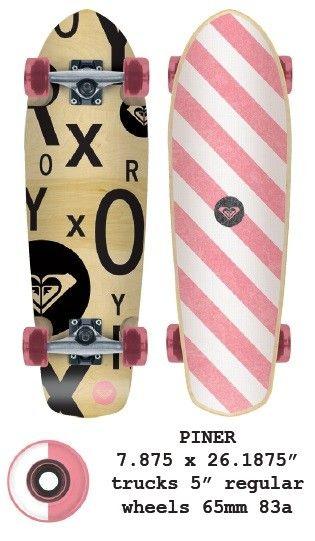 Roxy Piner Longboard | Skateboards & longboards ...