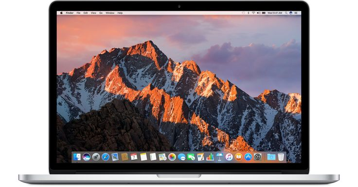15-tommers MacBook Pro med Retina-skjerm 2,5 GHz firekjerners Intel Core i7, Turbo Boost opptil 3,7 GHz 16 GB 1600 MHz DDR3L SDRAM 512 GB PCIe-basert flashlagring Intel Iris Pro Graphics + AMD Radeon R9 M370X med 2 GB GDDR5-minne Force Touch-styreflate