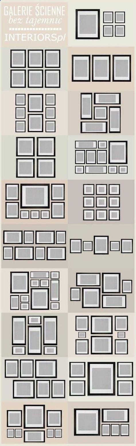 frames on the wall decor