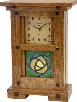 1000 Images About Arts Amp Crafts Clocks On Pinterest