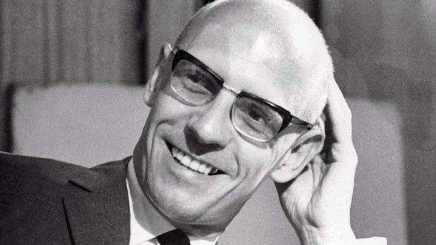 Michel Foucault Die Spur der Macht in uns allen Von Christoph David Piorkowski