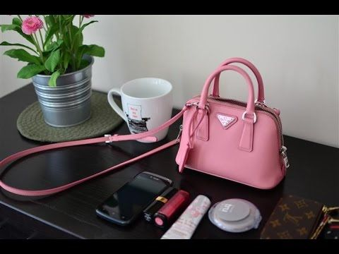 485dcd114100 Prada Mini Micro Handbag | Stanford Center for Opportunity Policy in ...