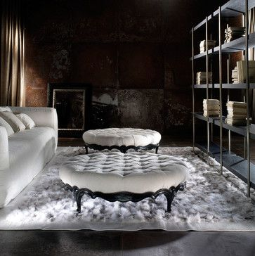 CRAFTSMAN COLLECTION - traditional - Ottomans And Cubes - Miami - Macral Design Corp