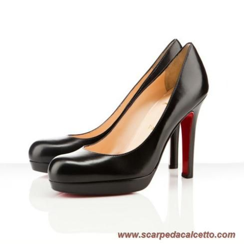 louboutin ESSENTIALS nero
