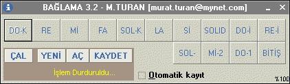 Bağlama Programları http://www.turkudostlari.net/baglama.asp