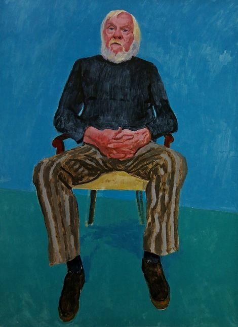 David Hockney, John Baldessari on ArtStack #david-hockney #art