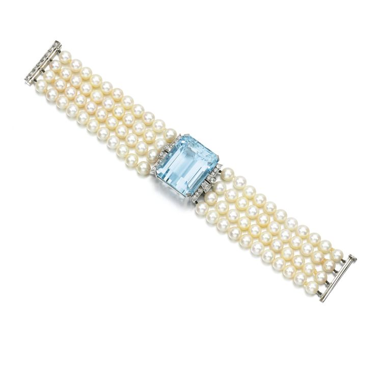 Blue Diamond Bracelet P