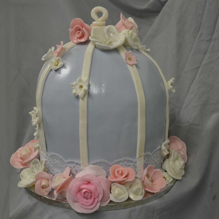 The Cake Artists - Bird Cage Cake