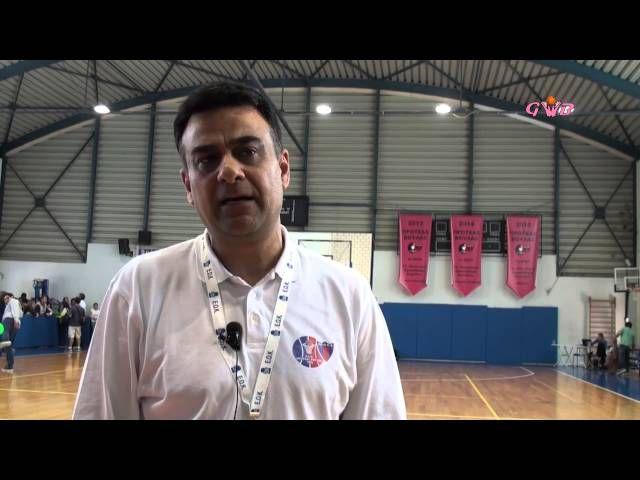 Video : Ο Θάνος Σόφτσης για την πορεία του ΠΡΩΤΕΑ ΒΟΥΛΑΣ στο 30ο Πανελλήνιο Πρωτάθλημα Νεανίδων