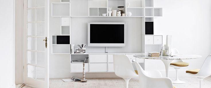 #TV_hi_fi #Storage - Design your own TV hi-fi Solution